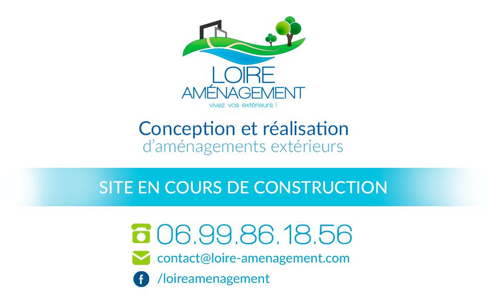 Loire Aménagement Conception et réalisation d'aménagements extérieurs