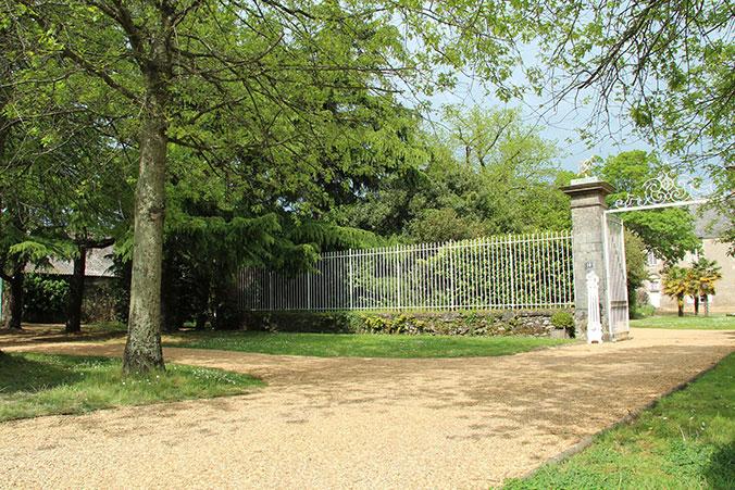 Loire Aménagement Rénove Les Allées Du Château Du Bois Briand