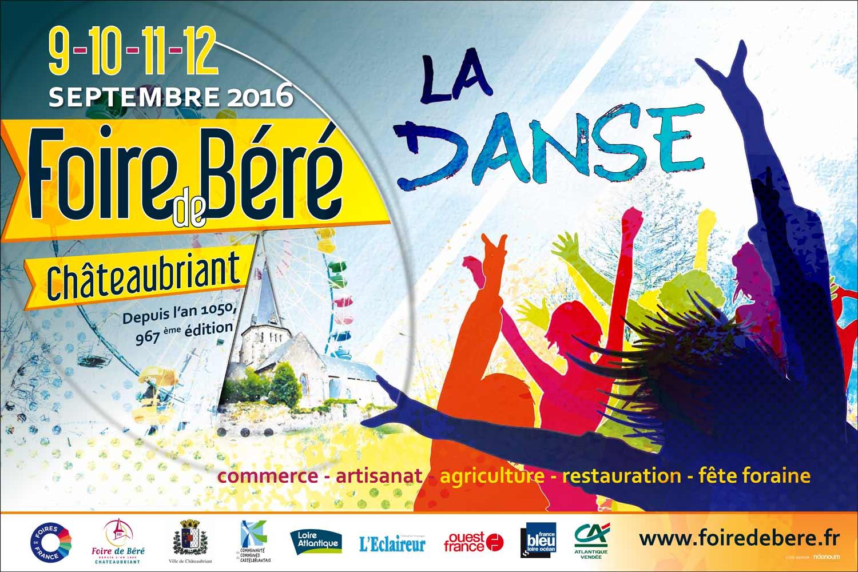 Loire Aménagement Sera Présent à La Foire De Béré