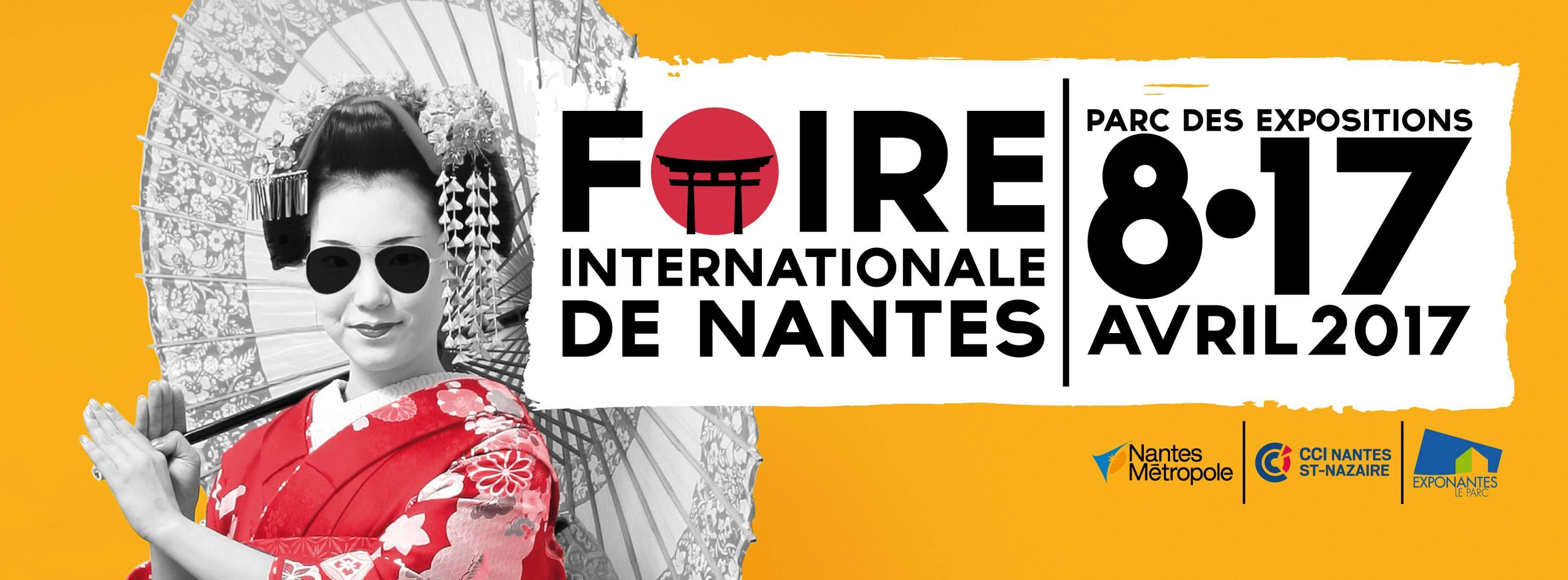 Foire Internationale De Nantes 2017